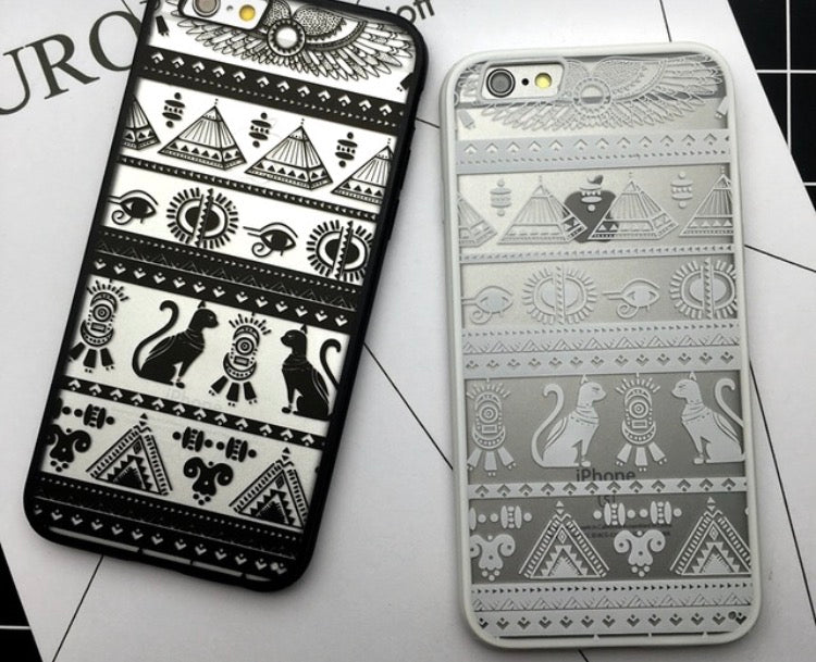 Cleopatra Lace IPhone Case