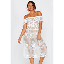 Load image into Gallery viewer, 'Vivian' Swim Cover Dress