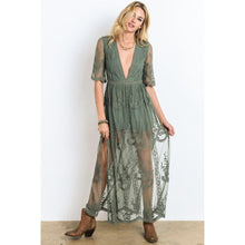Load image into Gallery viewer, 'Amelia' Maxi Dress