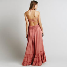 Load image into Gallery viewer, 'Road Trippin' Maxi Dress