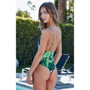 'Long Island' Brazilian One-Piece