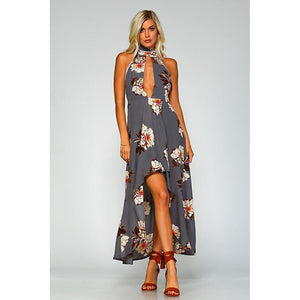 'Sew Lovely' Maxi Dress