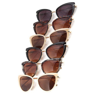 Tori Cat Eye Sunglasses