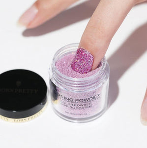 Glitter Dip Powder Nail Polish