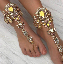 Load image into Gallery viewer, Royalty Anklet