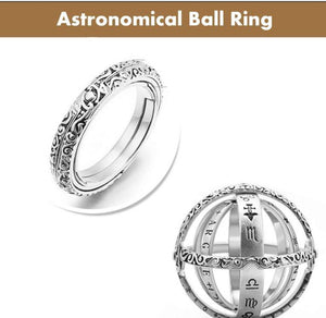 Astronomical Ball Ring