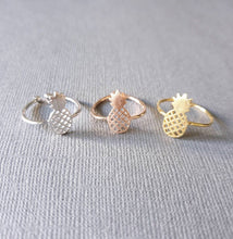 Load image into Gallery viewer, Pineapple Ring (Adjustable)