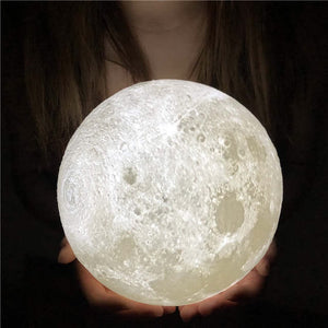 Luna - Moon Nightlight Lamp