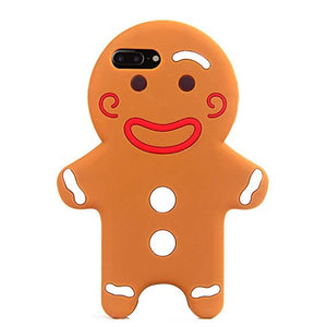 Christmas Gingerbread Man IPhone