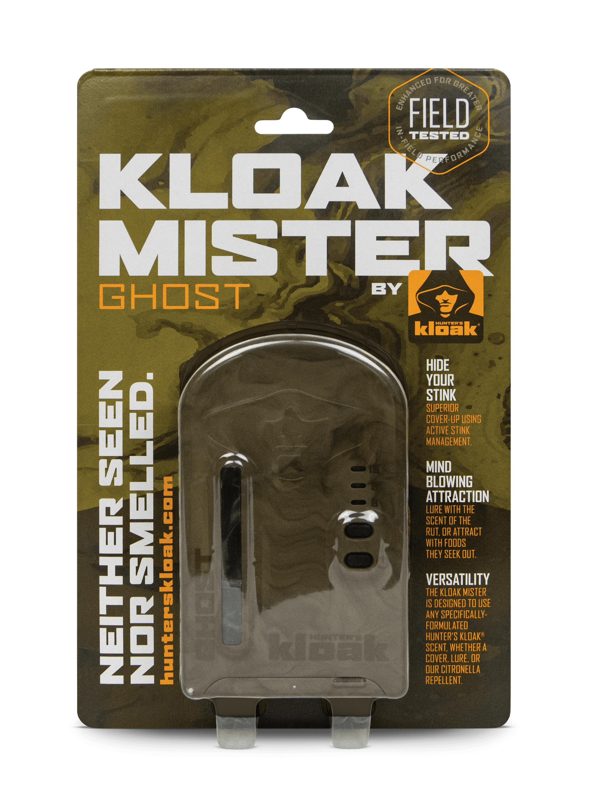 Kloak Mister GHOST by Hunter's Kloak® - Hunter's Kloak