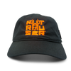 Rut Rouser™ Black & Blaze Hat - Hunter's Kloak