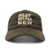 Rut Rouser™ All Brown Weathered Hat - Hunter's Kloak