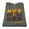 Rut Rouser™ Logo Short Sleeve shirt - Hunter's Kloak