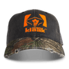 Mossy Oak Camo & Grey Adjustable Cap - Hunter's Kloak