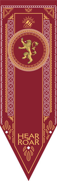 House Banner Flag Size  18X60 Inches