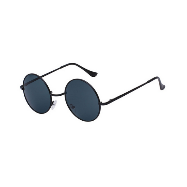 EDWARD - Retro Round Sunglasses