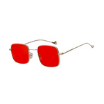 IVAN - Retro Square Sunglasses