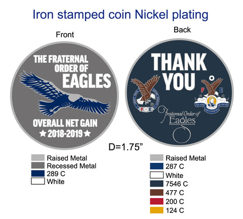 2018-19 Net Gain Coin
