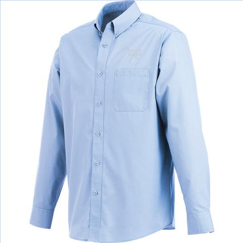 Blue Men's Preston Long Sleeve Shirt