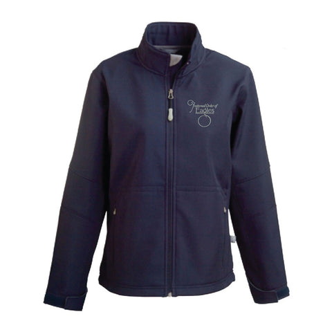 Blue Ladies Cavell Jacket
