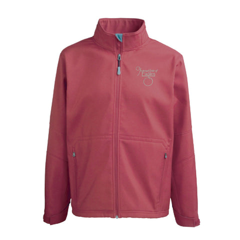 Red Men's Cavell Jacket