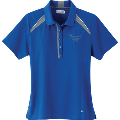 Royal Ladies' Quinn Short Sleeve Polo