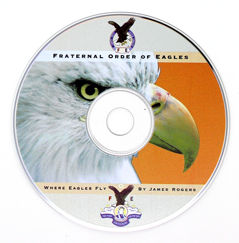 Where Eagles Fly Jukebox CD