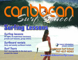 Caribbean Surf School!