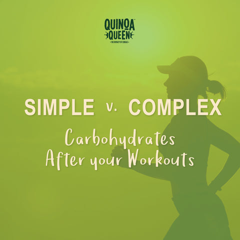 simple v complex carbohydrates after your workout