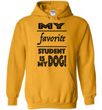 My Favorite Student is my Dog!