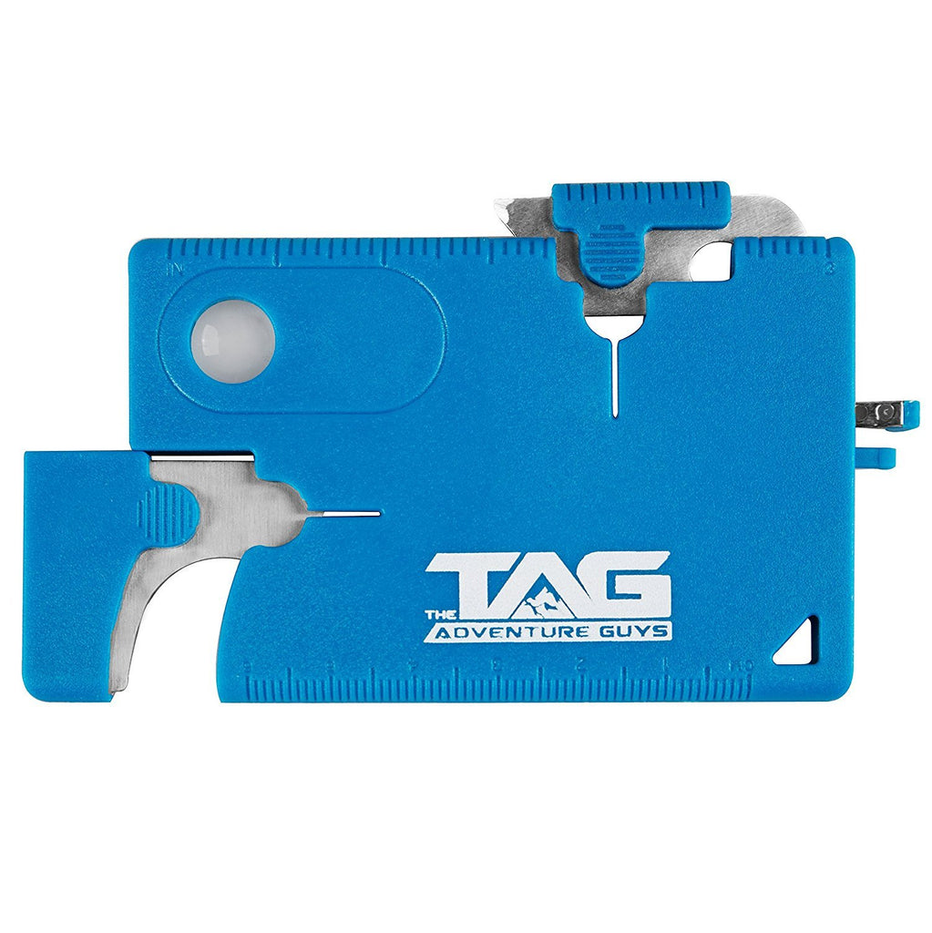 TAG Credit Card Multi-Tool