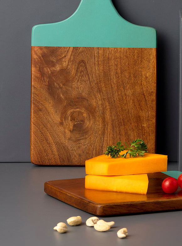 CHUZZLEWIT CHEESE BOARD - Studio Kiklee By Simrat Kohli