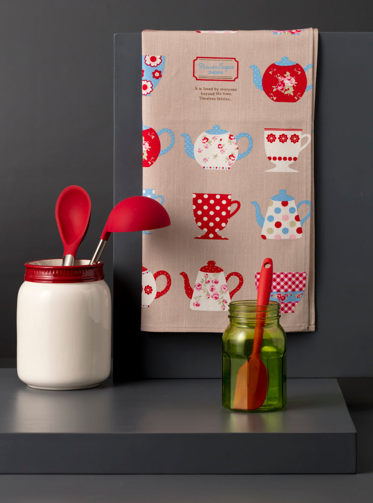 EMILY KITCHEN TOWEL - Studio Kiklee By Simrat Kohli