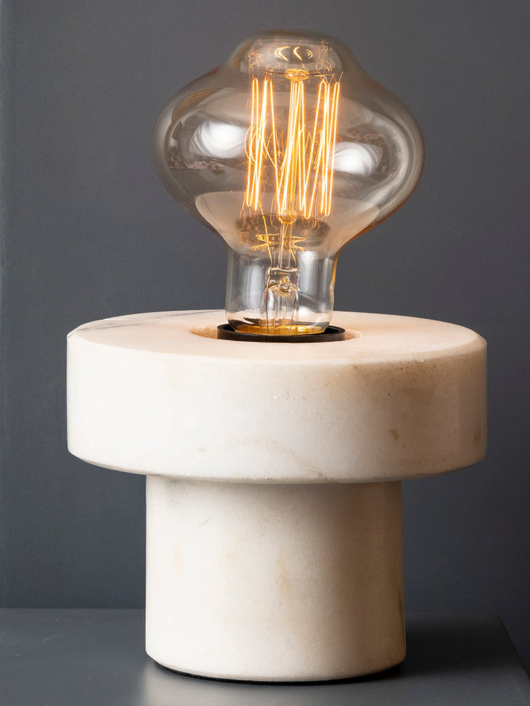 JUDE TABLE LAMP - Studio Kiklee By Simrat Kohli
