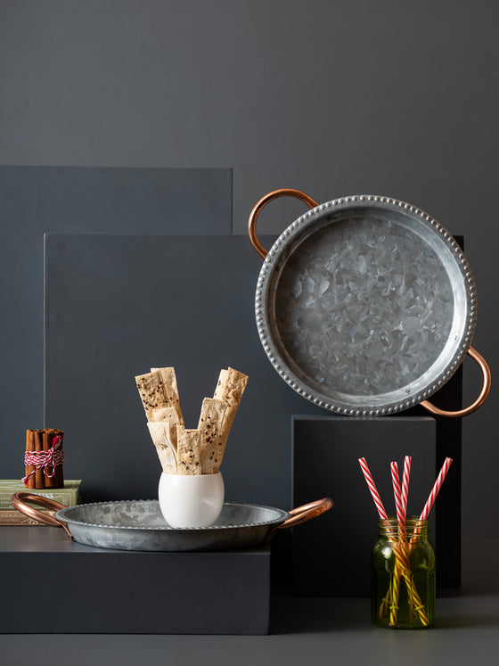 ROGER TRAY - SMALL - Studio Kiklee By Simrat Kohli