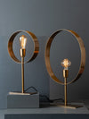 JOEY TABLE LAMP - ROUND