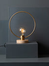 TESS TABLE LAMP - ROUND - Studio Kiklee By Simrat Kohli