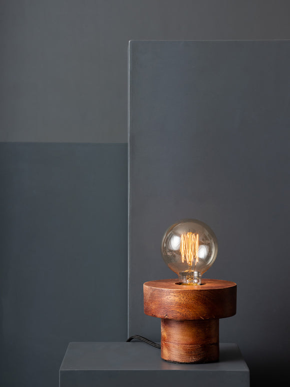 PHIL TABLE LAMP - Studio Kiklee By Simrat Kohli