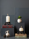 DASHWOOD PILLAR HOLDER - Studio Kiklee By Simrat Kohli
