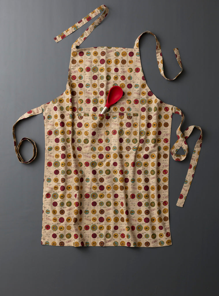 MARK APRON - Studio Kiklee By Simrat Kohli