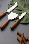PHILIP CHEESE KNIFE SET - Studio Kiklee By Simrat Kohli