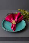 HOUSE FLY NAPKIN RINGS - SET OF 4 - Studio Kiklee By Simrat Kohli