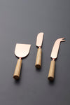 FRANCES CHEESE KNIFE SET - Studio Kiklee By Simrat Kohli