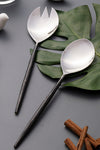 salad, servers, pasta, vegetables, serving set, server set, salad servers