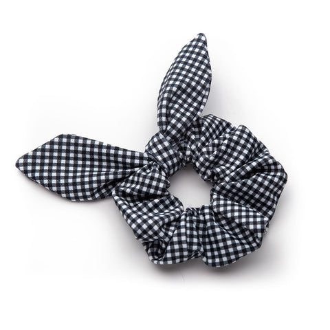 Black + White Gingham Bunchie by Bandits