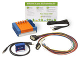 BAC2000 High Power Brushless AC Motor Controller Evaluation Kit with CAN BT