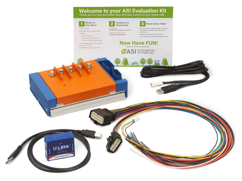 4000W High Power Brushless AC Motor Controller Evaluation Kit - CONTACT US FOR AN OEM DISCOUNT