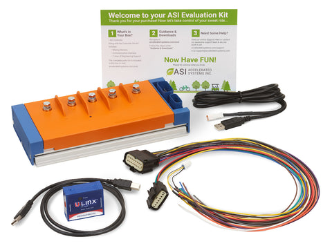 8000W High Power Brushless AC Motor Controller Evaluation Kit - CONTACT US FOR AN OEM DISCOUNT