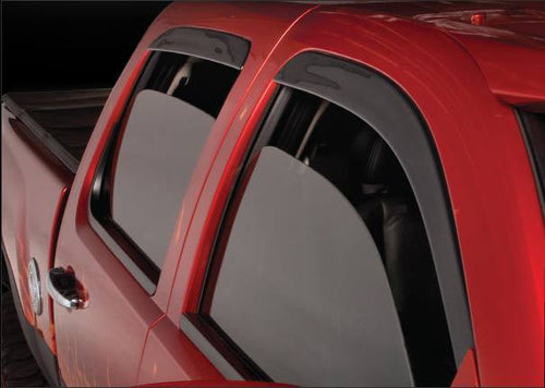 AVS window vent shades