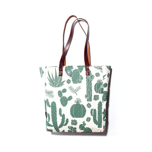 Cactus Carry-All Tote